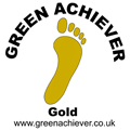 Gold Green Achiever Environmental Excellence